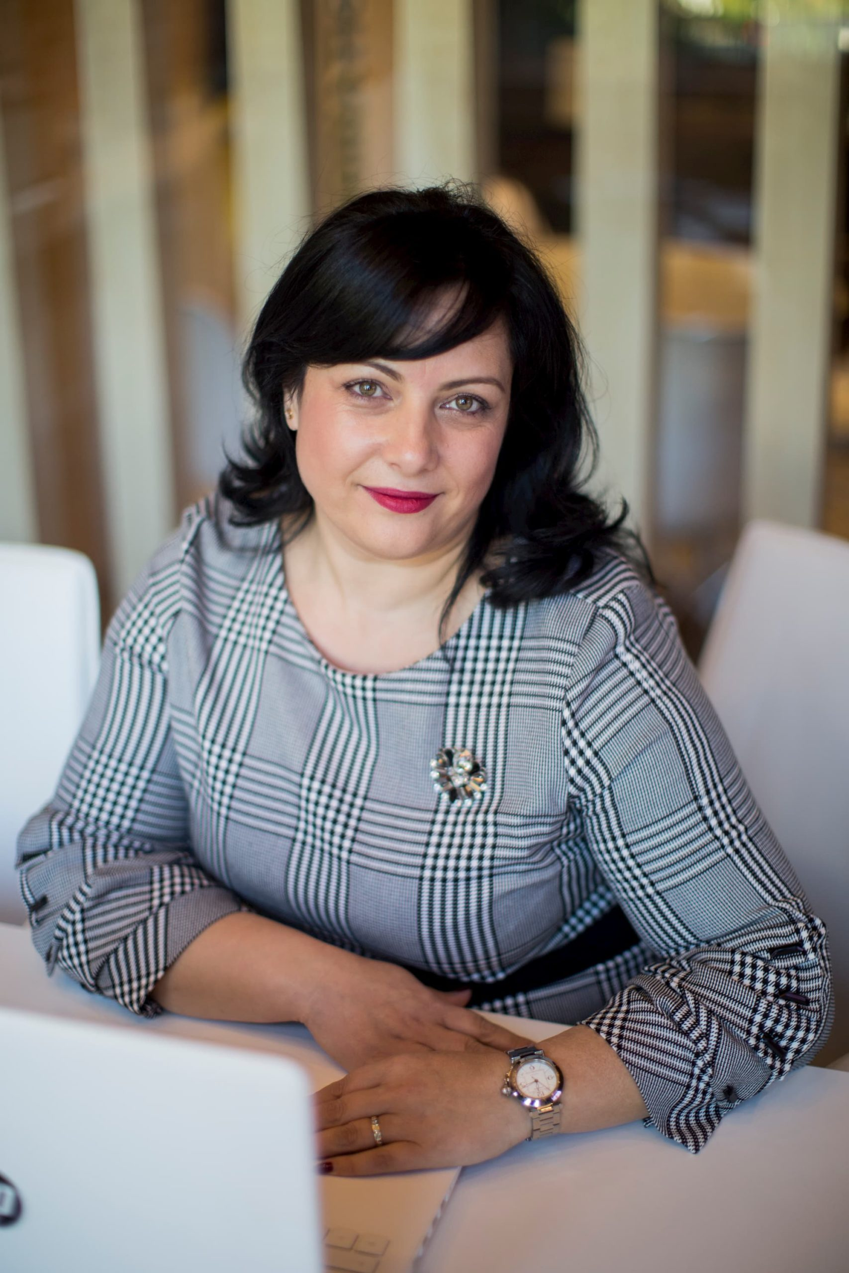 Brunilda Isaj, MBA, CRB